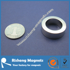N40 ring shaped magnet D35 x d24 x 10mm out magnet