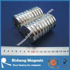 N45 high power magnet magnets D27 x d21 x 3mm neodynium magnet