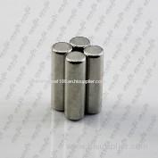 Strong neodymium rod magnets