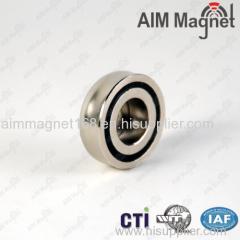 Strong pot ndfeb magnet