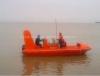 SOLAS approval Glass fiber reinforced fast rescue boat