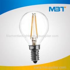 P45 led filament lights