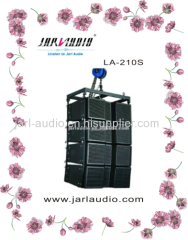SUB BASS LINE ARRAY SPEAKER SYSTEM