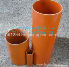 Electrical CPVC pipe for cable protection