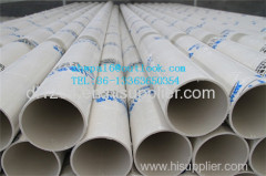 CPVC pipe for water supply