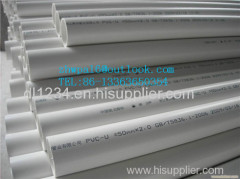 ASTM ISO/DIN CPVC water pipe