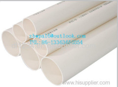 PVC C /PVC U pipe for water supply