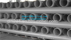 CPVC industrial pipe CPVC agriculture pipe