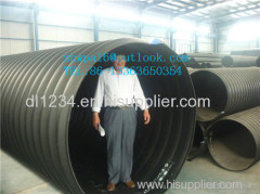 Water and gas HDPE pipe