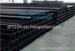 PE pipe and fittings PE coated steel pipe