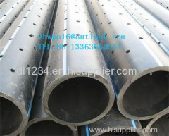 PE pipe for drip irrigation