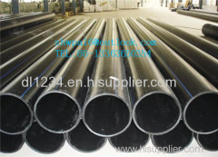 PE pipe for water supply and drainage