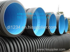 PE pipe for geothermal