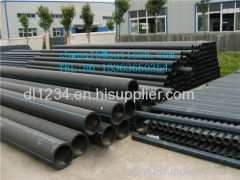 PE pipe for irrigation system
