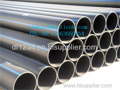 UHMW PE pipe with wear resistance