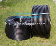 Double wall corrugated PE pipe for drain water