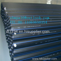 PE pipe for agricture irrigation