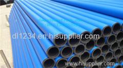HDPE water pipe and flexible PE pipe