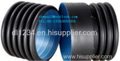 Twin Wall Polyethylene Corrugated Pipe