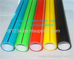 HDPE silicon core pipe /duct /tube
