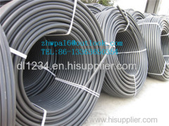 HDPE silicon core duct /pipe with ribs