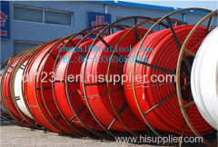 Silicon core HDPE duct /pipe for DFC installation