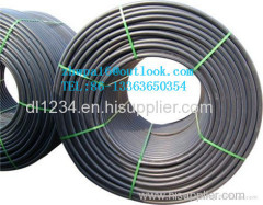 Silicon core HDPE cable duct