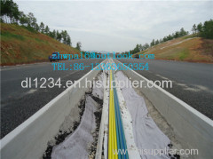 Underground HDPE silicon core pipe