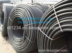 Polyethylene Pipe water supply hdpe silicone core pipe