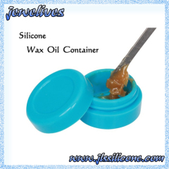 Silicone wax oil paint container china manufacturer