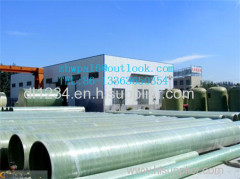 High Pressure FRP Pipe For Drainage