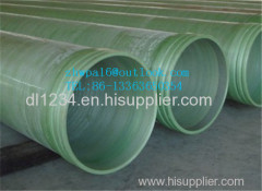 Underground fiament winding frp pipe
