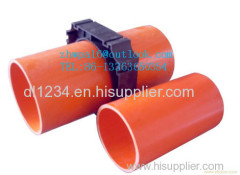 Flexible underground corrugated conduit MPP Pipe for electrical
