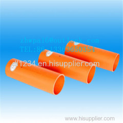 Large corrugated pipe conduit plastic mpp pipe
