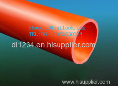 MPP pipe Single wall corrugated pipe