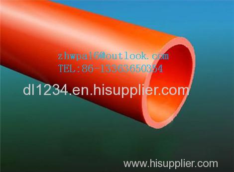 MPP pipe Single wall corrugated pipe