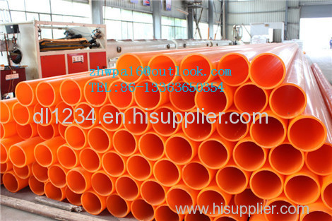 MPP pipe for electrical