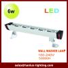 6W Waterproof LED washer