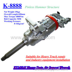 heavy duty pneumatic toque wrench impact wrench