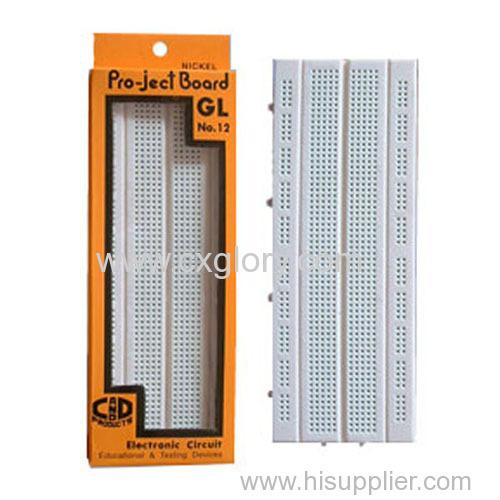840 Tie-Points Solderless Breadboard