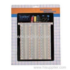 2390 Points Solderless Breadboard