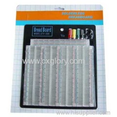 3220 Points Transparent Solderless Breadboard