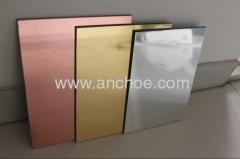 Mirror Aluminum Cmoposite panel