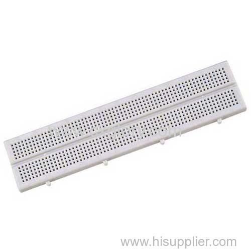Trade Assurance Gold Supplier 10pcs/lot Breadboard 830 Point Solderless PCB Bread Board Test Develop DIY