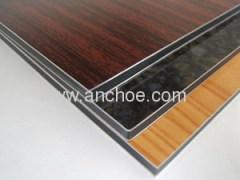 Wooden ACP Aluminum Composite Material
