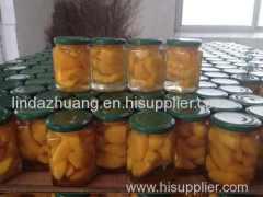 canned yellow peach tinned peach
