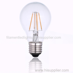 LED Tungsten Filament Bulbs
