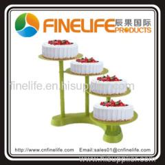 4 Tier Wedding Cake Stand