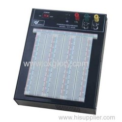 2390 Tie Point Power Solderless Breadboard