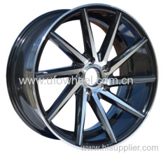 Car Alloy Wheels 10 thin spokes